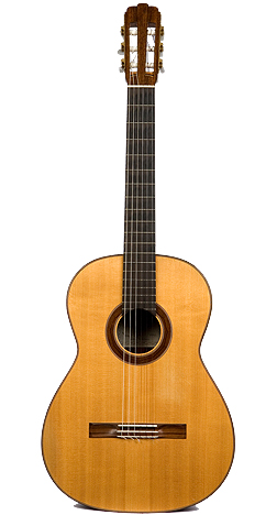 Classical Guitar 1990 Byers