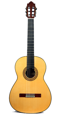 Classical Guitar 2011 Carrillo Classical