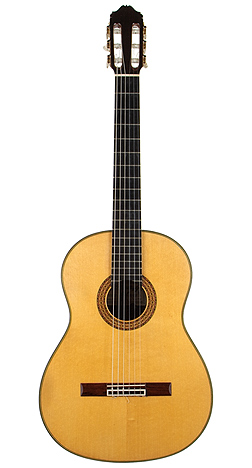 Classical Guitar mattingly 77