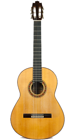 Flamenco Guitar 1999Barba-front.jpg