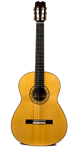 Flamenco Guitar 1999 CondeNegra