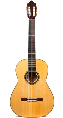 Flamenco Guitar 2001 Carrillo