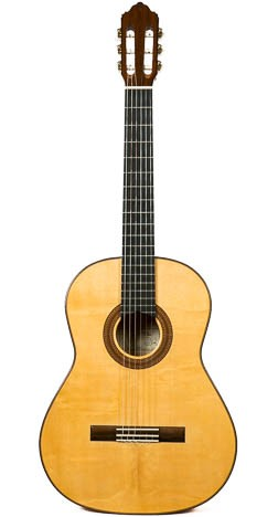 Flamenco Guitar 2013 Marvi front new.jpg