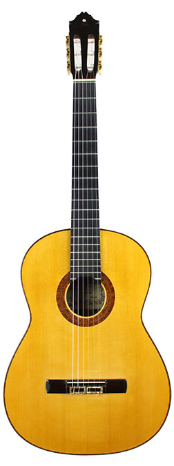 Flamenco Guitar Bellido-1991-Negra-Binding-small-front1.jpg
