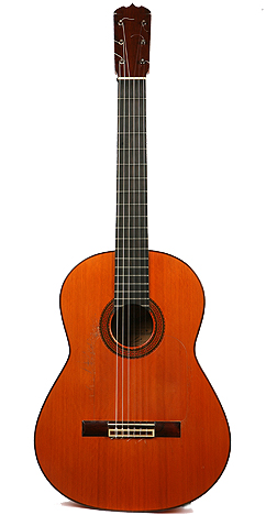 Flamenco Guitar Ramirez 70