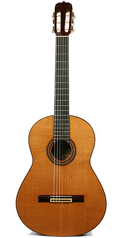 Flamenco Guitar Ramirez 80