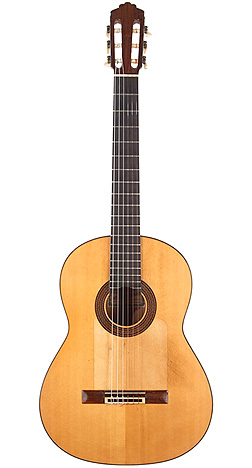 Flamenco Guitar barbero 63