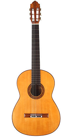 Flamenco Guitar bellido 85