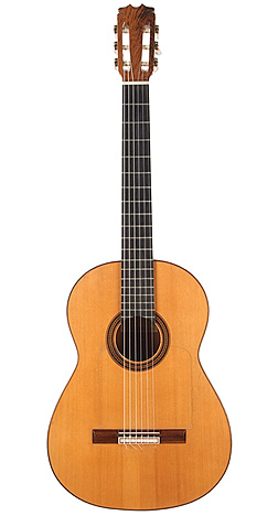 Flamenco Guitar conde 68