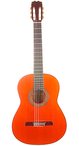Flamenco Guitar conde 84
