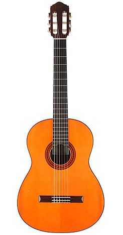 Flamenco Guitar conde ef5n 01