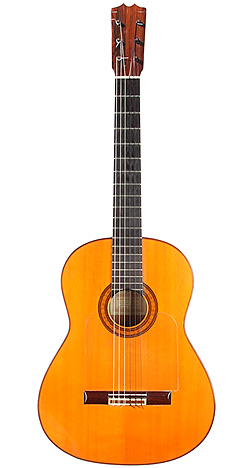 Flamenco Guitar conde grav 85
