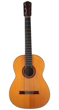 Flamenco Guitar esteso 1960