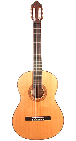 Flamenco Guitar montero 92