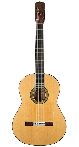 Flamenco Guitar ramirez 60 fla