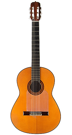 Flamenco Guitar ramirez 62