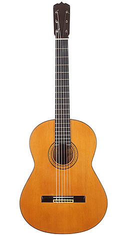 Flamenco Guitar ramirez 64