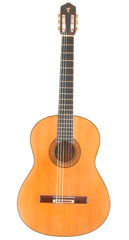 Flamenco Guitar reyes 68