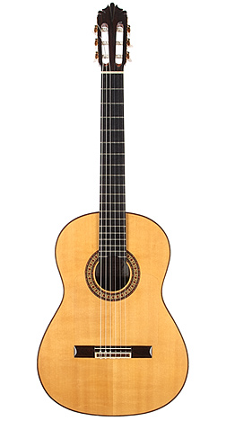Flamenco Guitar romero 02